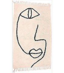 dywan chodnik bawełniany woman ii