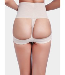 modeladora de cuerpo de levantamiento de glúteos sexy desnuda