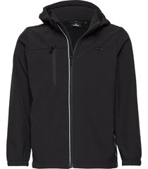 hmlchrister jacket outerwear thermo outerwear thermo jackets zwart hummel
