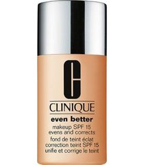 base clinique - even better makeup broad spectrum spf 15 76 toasted wheat