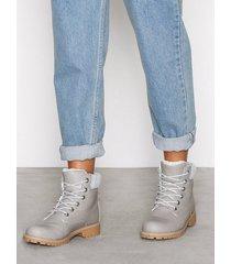 duffy warm boot flat boots