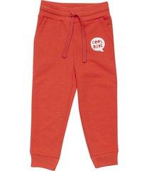 pantalon buzo bebo i rojo corona