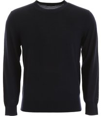 z zegna shaved knit wool pullover