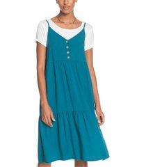 women's dream dream dream strappy midi dress