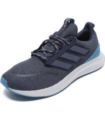 zapatilla energyfalcon azul adidas performance