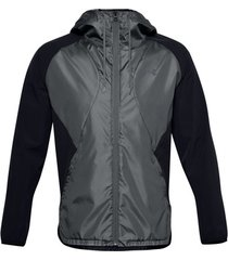blazer under armour stretch hooded zip jacket