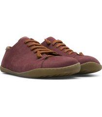 men's camper peu cami low top sneaker, size 12us - red
