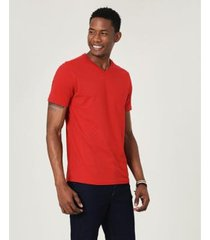 camiseta tradicional malwee masculina - masculino