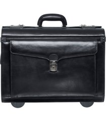 mancini signature collection deluxe wheeled catalog case