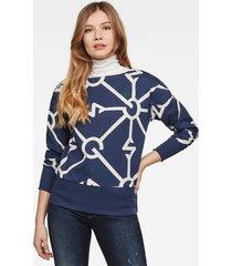 xzyph allover sweater