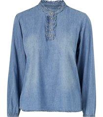 blus sandrinecr blouse