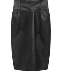 alexandre vauthier skirt