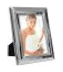 porta retrato de aço brilhante 20 x 25 cm ii