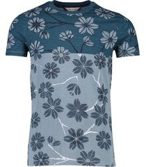 cast iron t-shirt goren bloemenprint