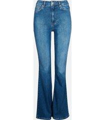 curve bootcut jeans - blå