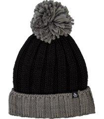 mens hills bobble hat
