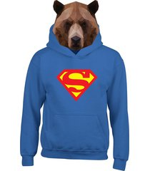 buzo  saco chaqueta hoodies superman