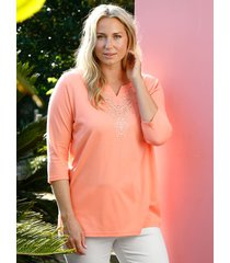 shirt m. collection apricot