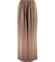 staud astor wide-leg trousers