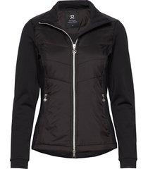 draw jacket outerwear sport jackets svart daily sports