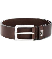 boss classic belt - brown