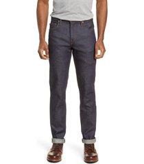 men's kato the pen slim fit jeans, size 34 x 34 - blue