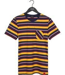 t-shirt racing yellow