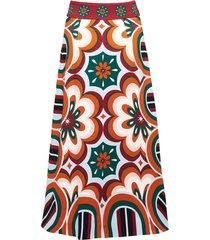 la doublej santa monica skirt (placed)