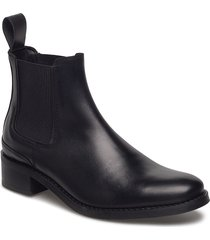 edmonton shoes chelsea boots svart tiger of sweden