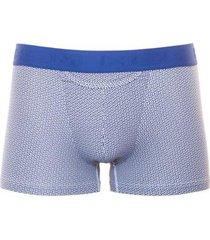 hom boxer briefs ho1 - topaz blauw/wit