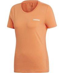 camiseta adidas designed 2 move solid mujer