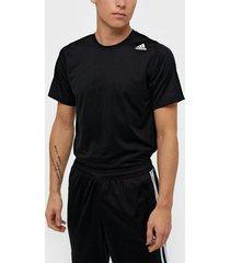 adidas sport performance fl_spr z ft 3st tränings t-shirts svart