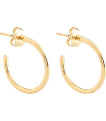 mm6 maison margiela earrings