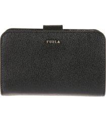 furla babylon compact wallet