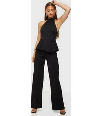 nly one peplum jumpsuit jumpsuits
