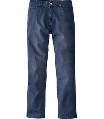 jeans grünheld uit bio-katoen, blue 32/l34