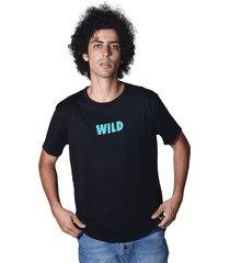 camiseta fokus negra