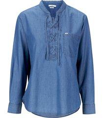 skjorta drawcord