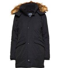 aline jacket fodrad jacka blå svea