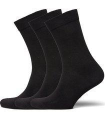 sock ankle solids underwear socks regular socks svart björn borg