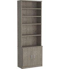 estante livraria 2 portas 1277 demolição m foscarini