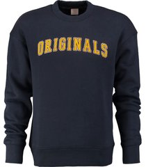 jack & jones blauwe sweater