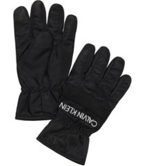 calvin klein men's touchscreen glove