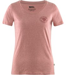 fjallraven women's logo t-shirt