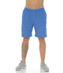 pantaloneta deportiva  azul rey racketball para hombre