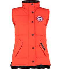 canada goose freestyle body warmer jacket