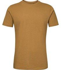 sddew ss long organic t-shirts short-sleeved guld solid