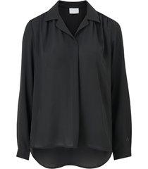 blus vilucy l/s v-neck shirt
