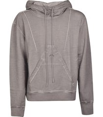 a-cold-wall front pocket detail hoodie