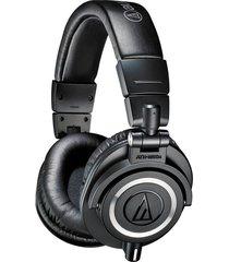 audifonos monitoreo audiotechnica athm50x